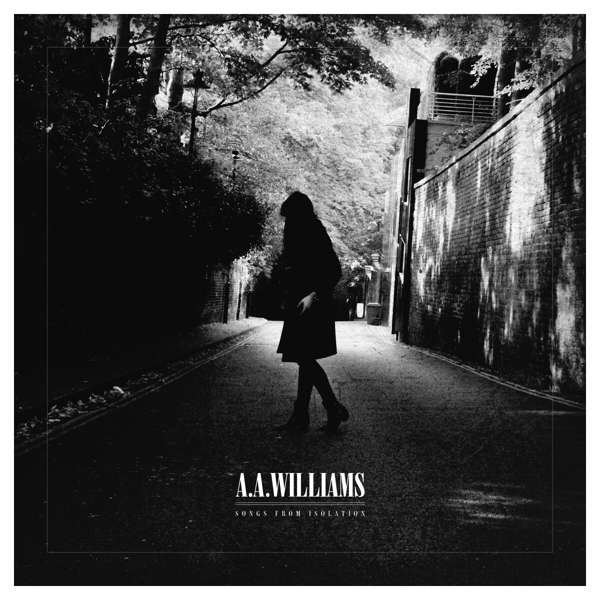 A.A. Williams Songs From Isolation Cover Bella Union
