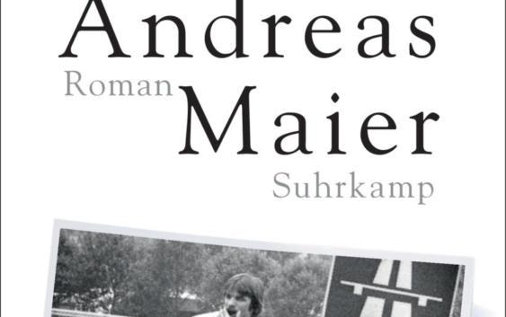 Andreas Maier: Die Städte – Roman