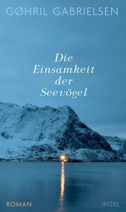 Gabrielsen Die Einsamkeit der Seevögel Buchcover Insel Verlag