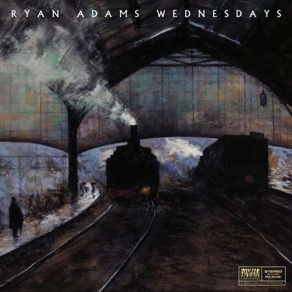 Ryan Adams Wednesdays Cover Pax Americana