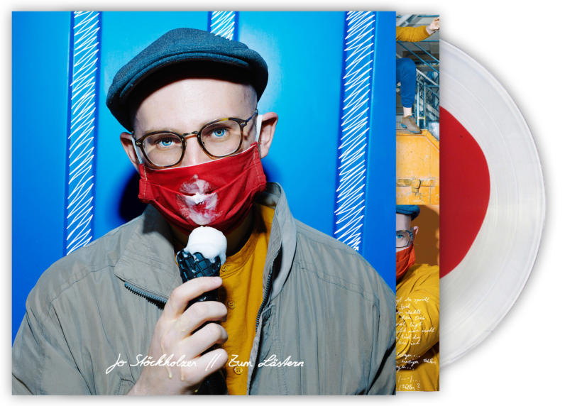 Jo Stöckholzer Zum Lästern Albumcover