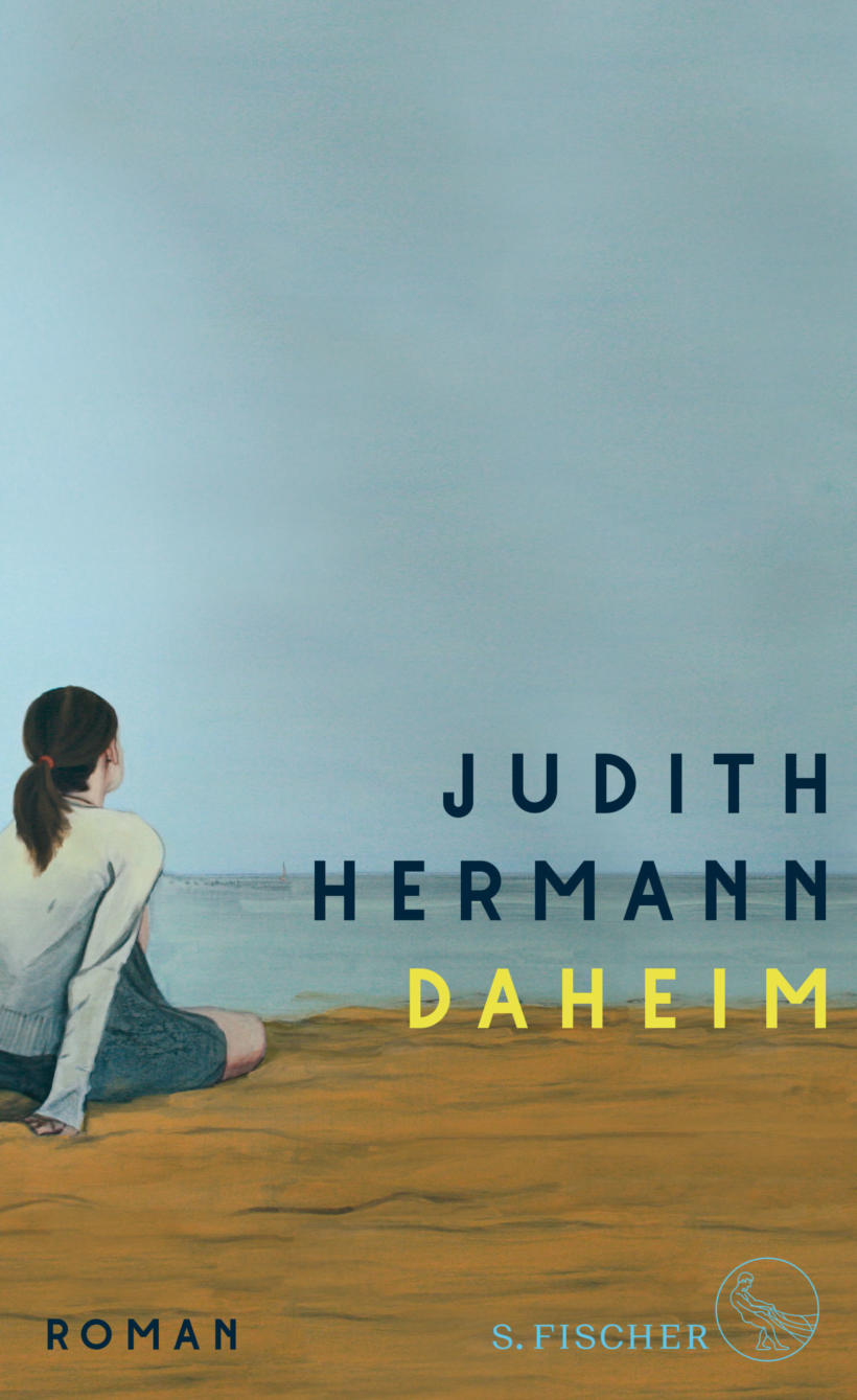 Judith Hermann Daheim Cover S.Fischer verlag