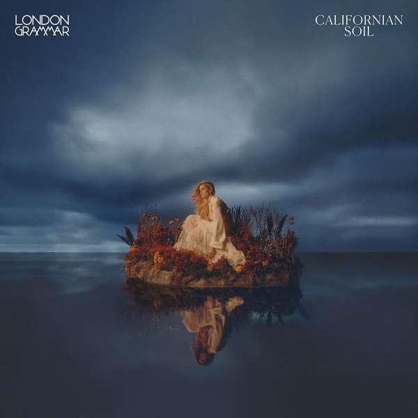 London Grammar Californian Soil Cover Island Universal Music