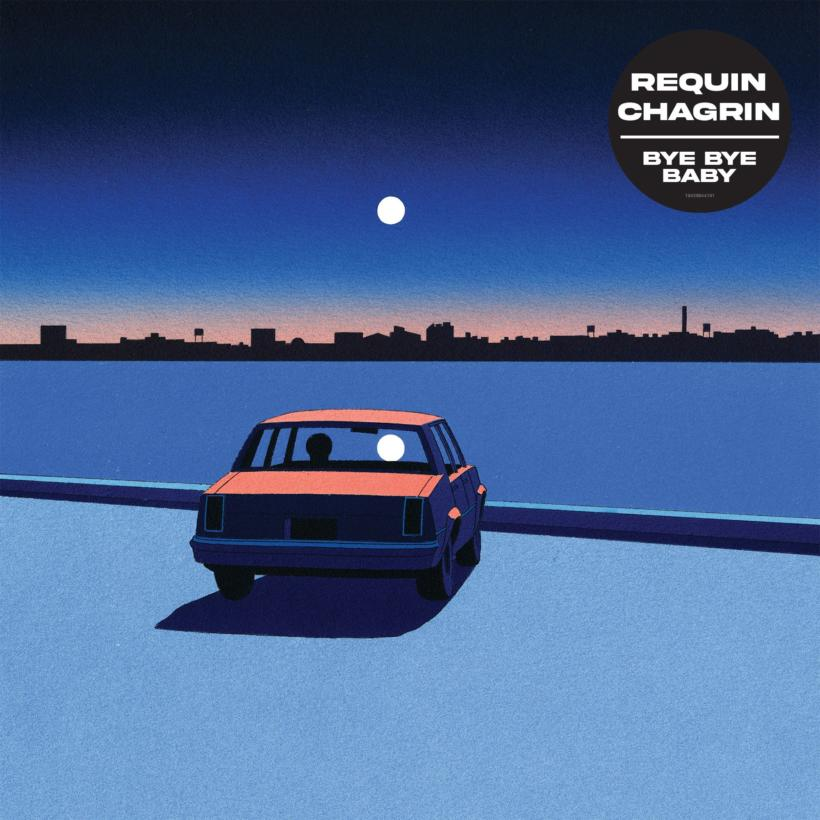 Requin Chagrin Bye Bye Baby Cover KMS Disques