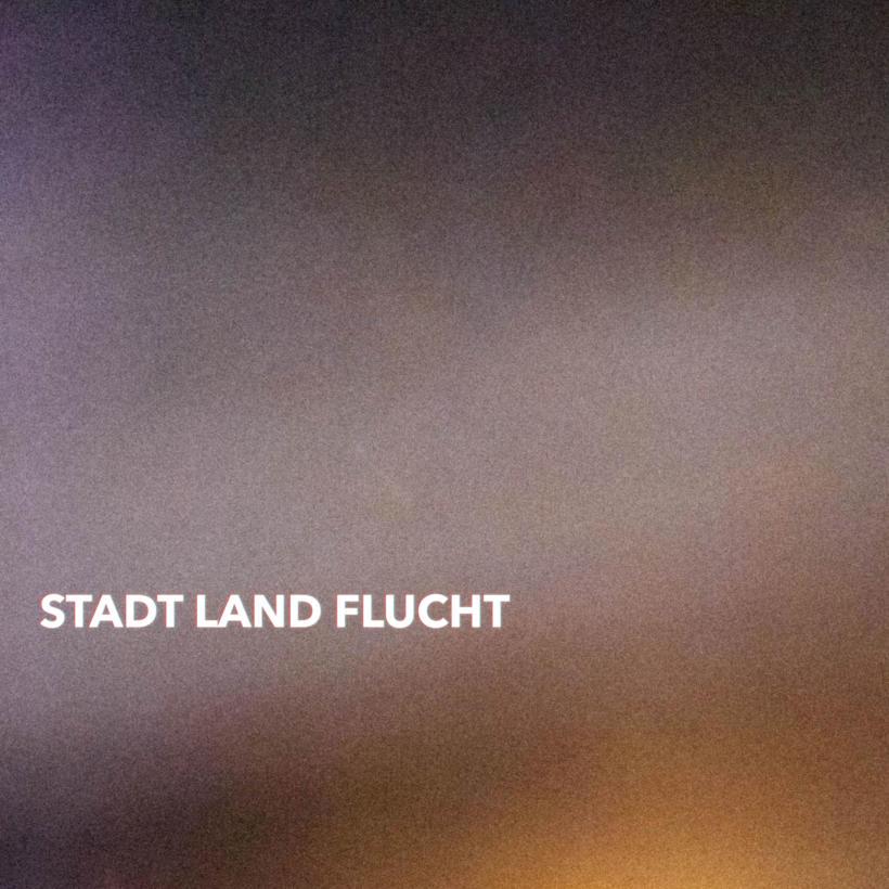 Stadt Land Flucht Cover