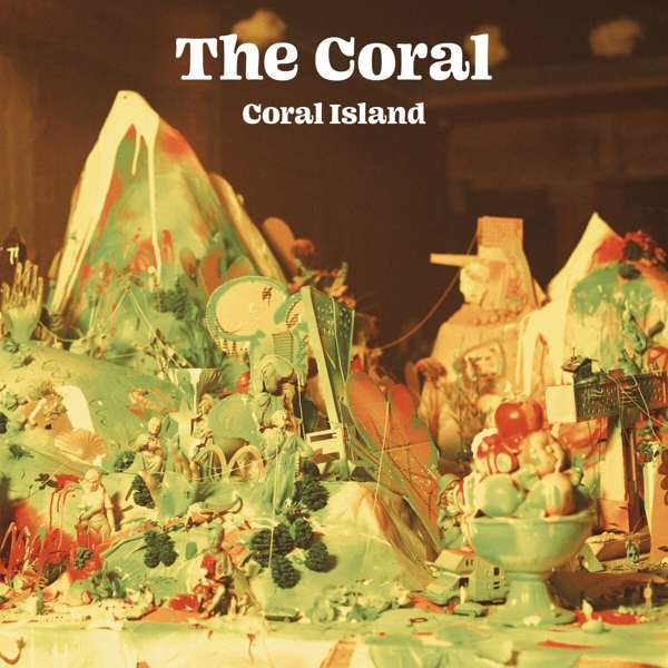 The Coral Coral Island Cover Run On Records