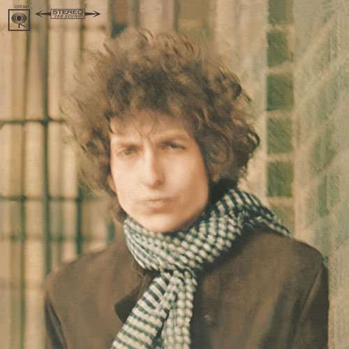 Bob Dylan Blonde On Blonde Cover Columbia Records