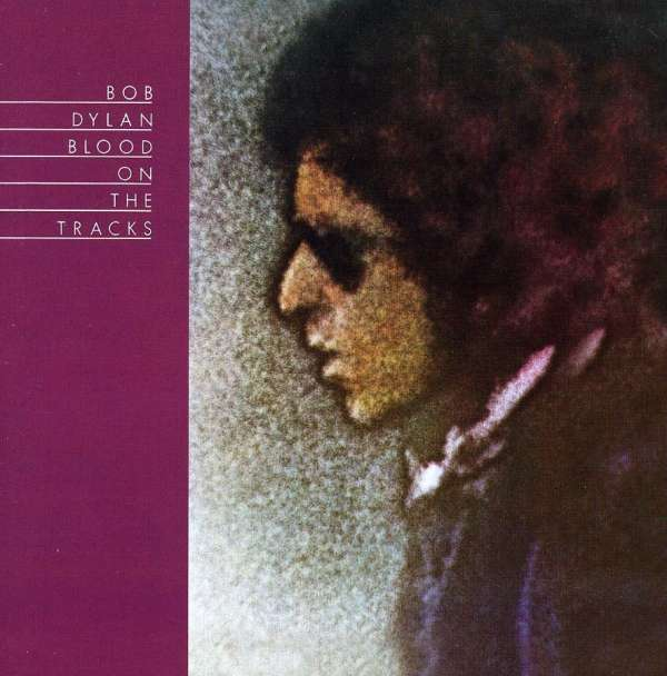 Bob Dylan Blood On The Tracks Cover Columbia Records