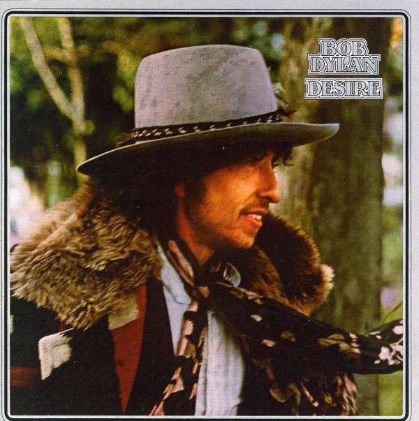 Bob Dylan Desire Cover Columbia Records