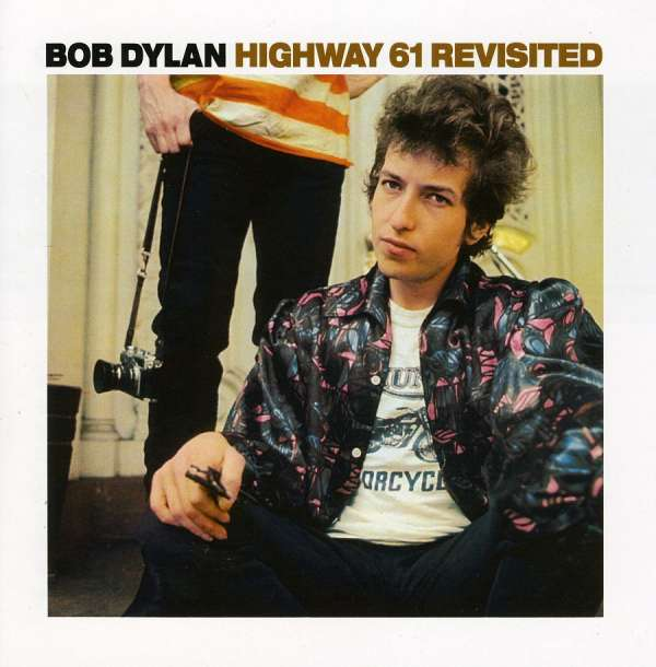 Bob Dylan Highway 61 Revisited Cover Columbia Records