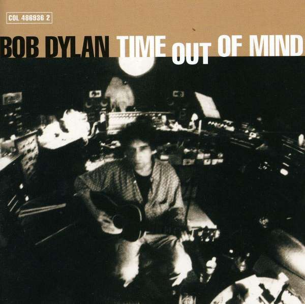 Bob Dylan Time Out Of Mind Cover Columbia Records