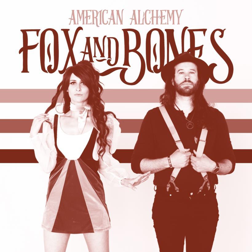 Fox And Bones American Alchemy Cover Dutch Records