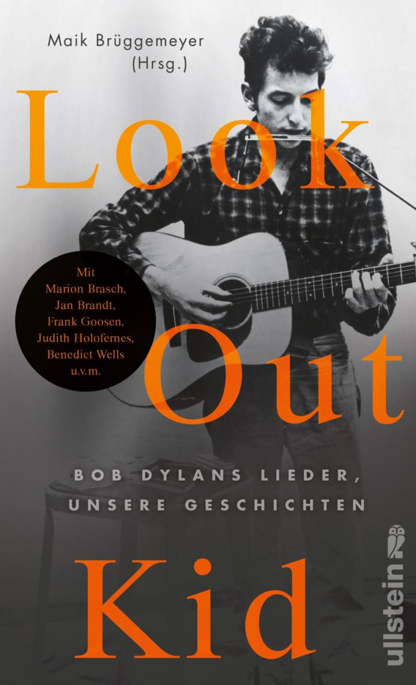 Look Out Kid Cover Ullstein Verlag