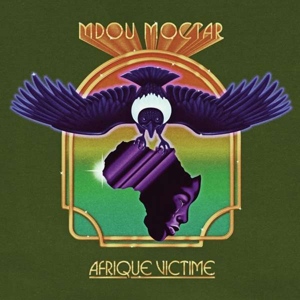 Mdou Moctar Afrique Victime Cover Matador Records