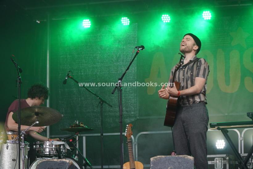 Acoustics-Konzerte Hamburg Knust 2021 Lukas Droese by Gérard Otremba