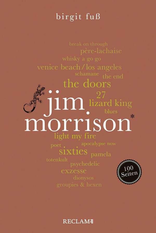 Birgit Fuß Jim Morrison Cover Reclam Verlag