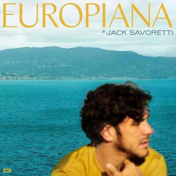 Jack Savoretti Europiana Cover EMI Universal Music