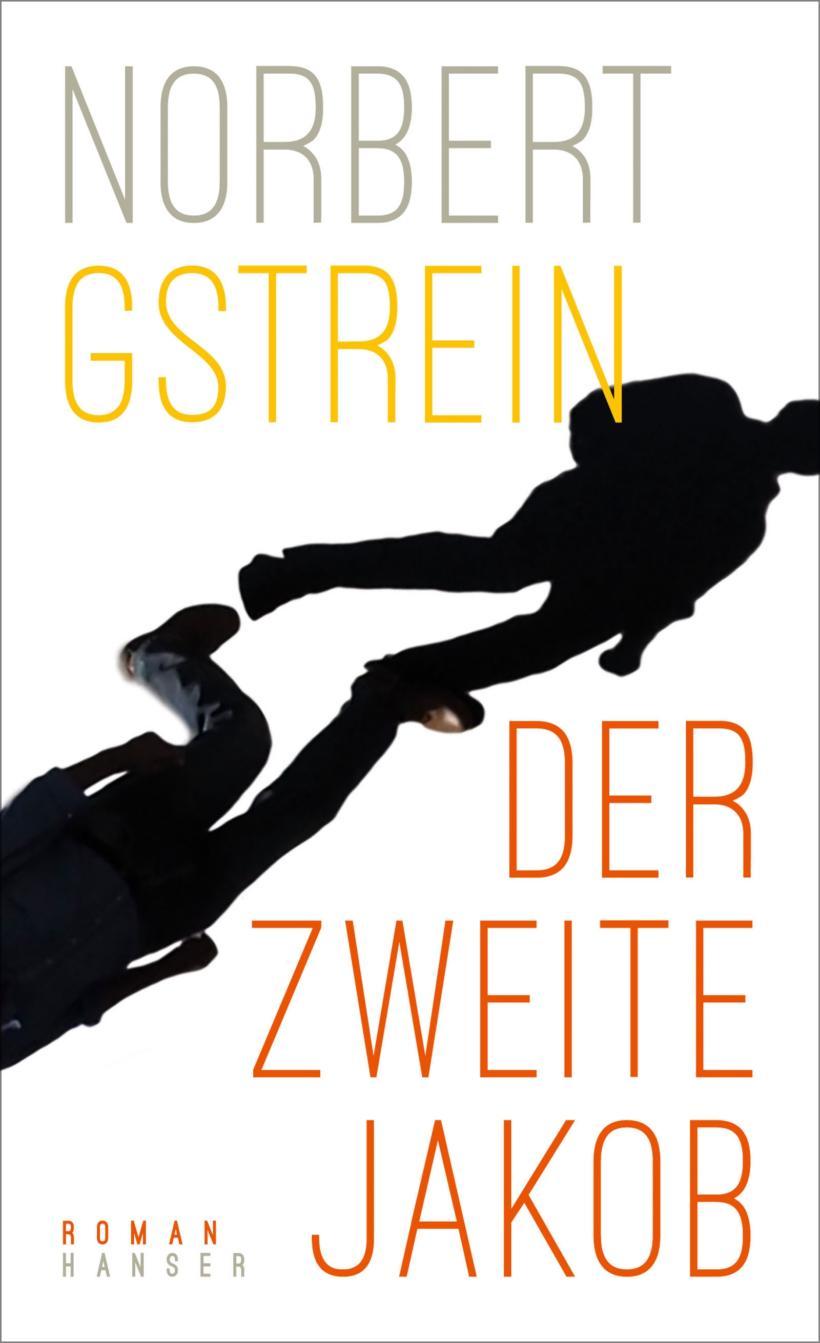 Norbert Gstrein Der zweite Jakob Cover Hanser Verlag
