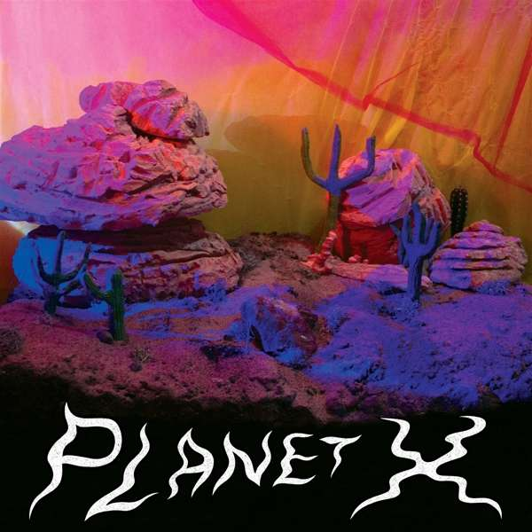 Red Ribbon Planet X Cover Danger Collective