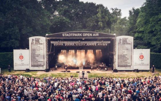 Stadtpark-Open-Air-Konzerte 2021 in Hamburg