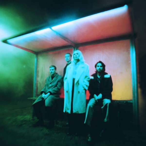 Wolf Alice Blue Weekend Cover Dirty Hit Records