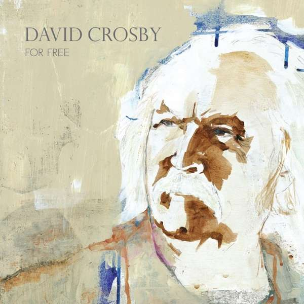 David Crosby For Free Cover BMG Rights