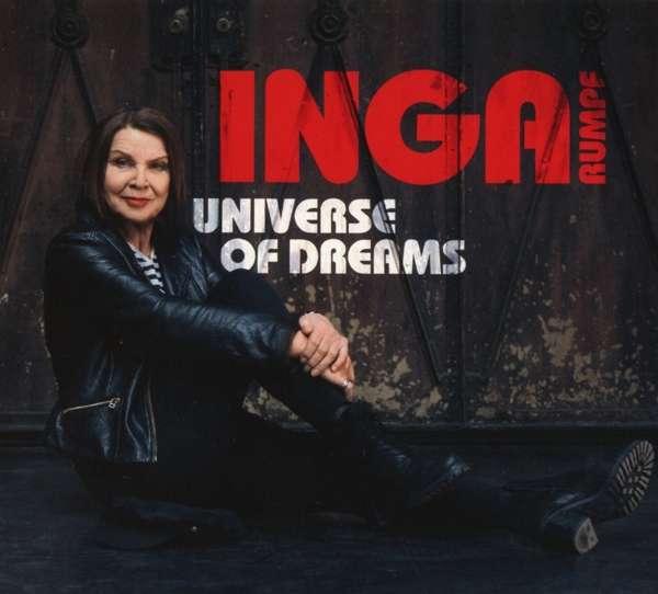 Inga Rumpf Universe Of Dreams Cover earMUSIC