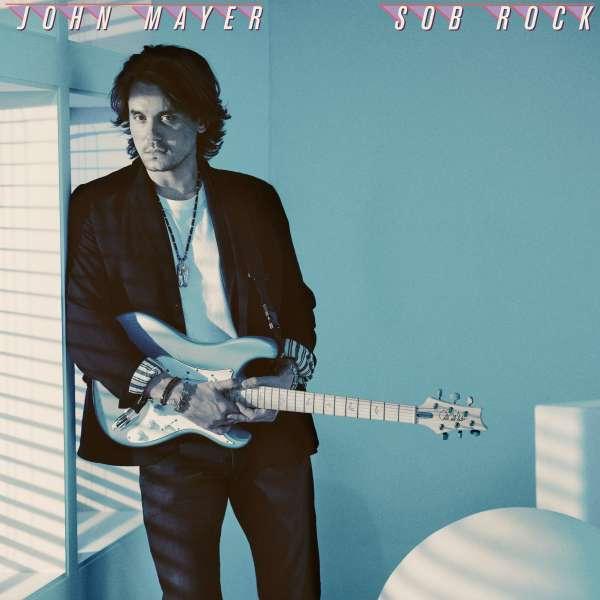 John Mayer Sob Rock Cover Columbia Records Sony Music