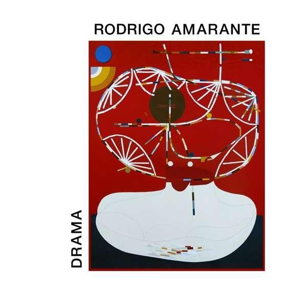 Rodrigo Amarante Drama Cover Polyvinyl