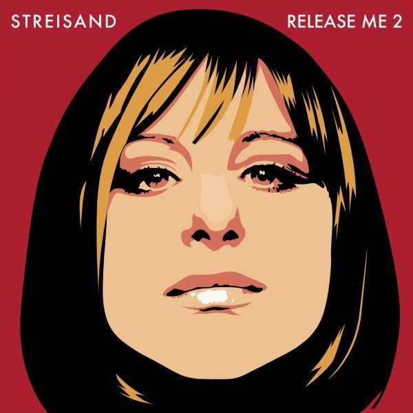 Barbra Streisand Release Me 2 Cover Legacy Sony Music