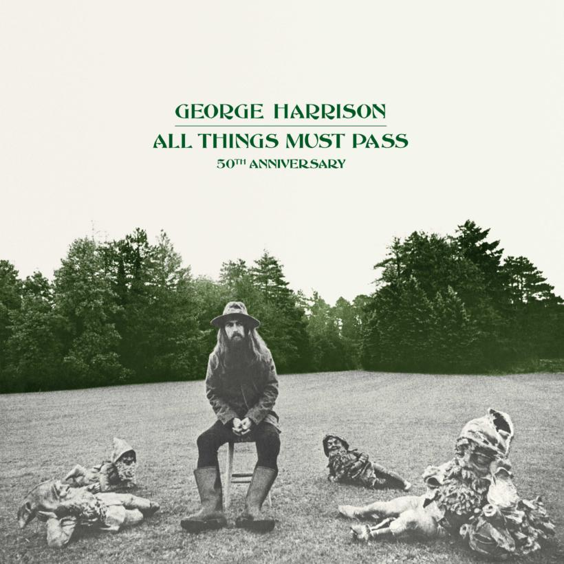 George Harrison All Things Must Pass Cover Capitol Records Universal Music