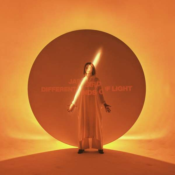 Jade Bird Different Kinds Of Light Cover Glassnote Records