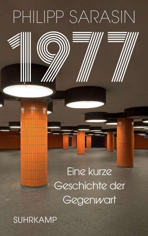 Philipp Sarasin 1977 Cover Suhrkamp Verlag