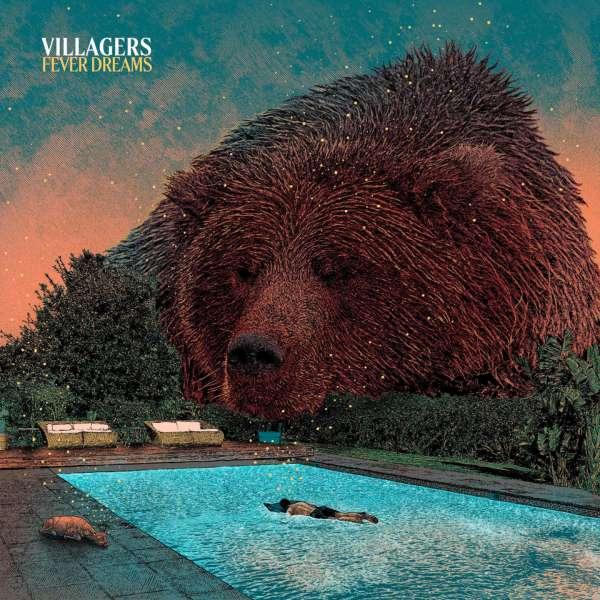 Villagers Fever Dreams Cover Domino Records