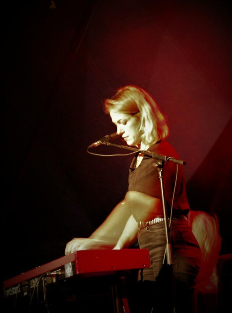Charlotte Brandi live Hamburg 2021 Schanzenzelt by André Itjes