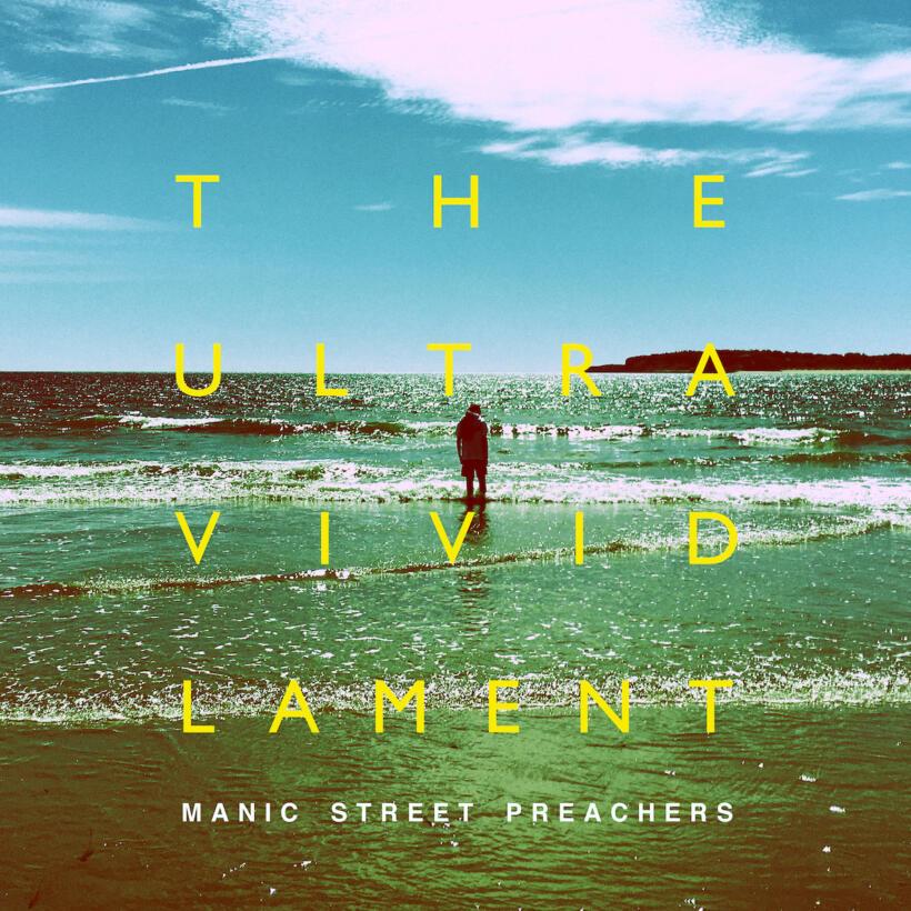 Manic Street Preachers The Ultra Vivid Lament Cover Columbia Records