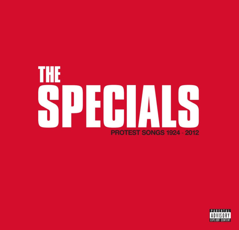 The Specials Protest Songs 1924-2012 Cover Universal Music
