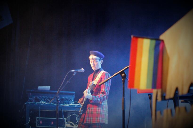 Further Festival Hamburg 2021 im Uebel & Gefährlich Kat Frankie by André Itjes